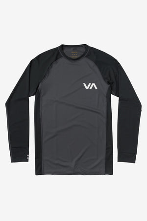 RVCA Long Sleeve Rash Guard