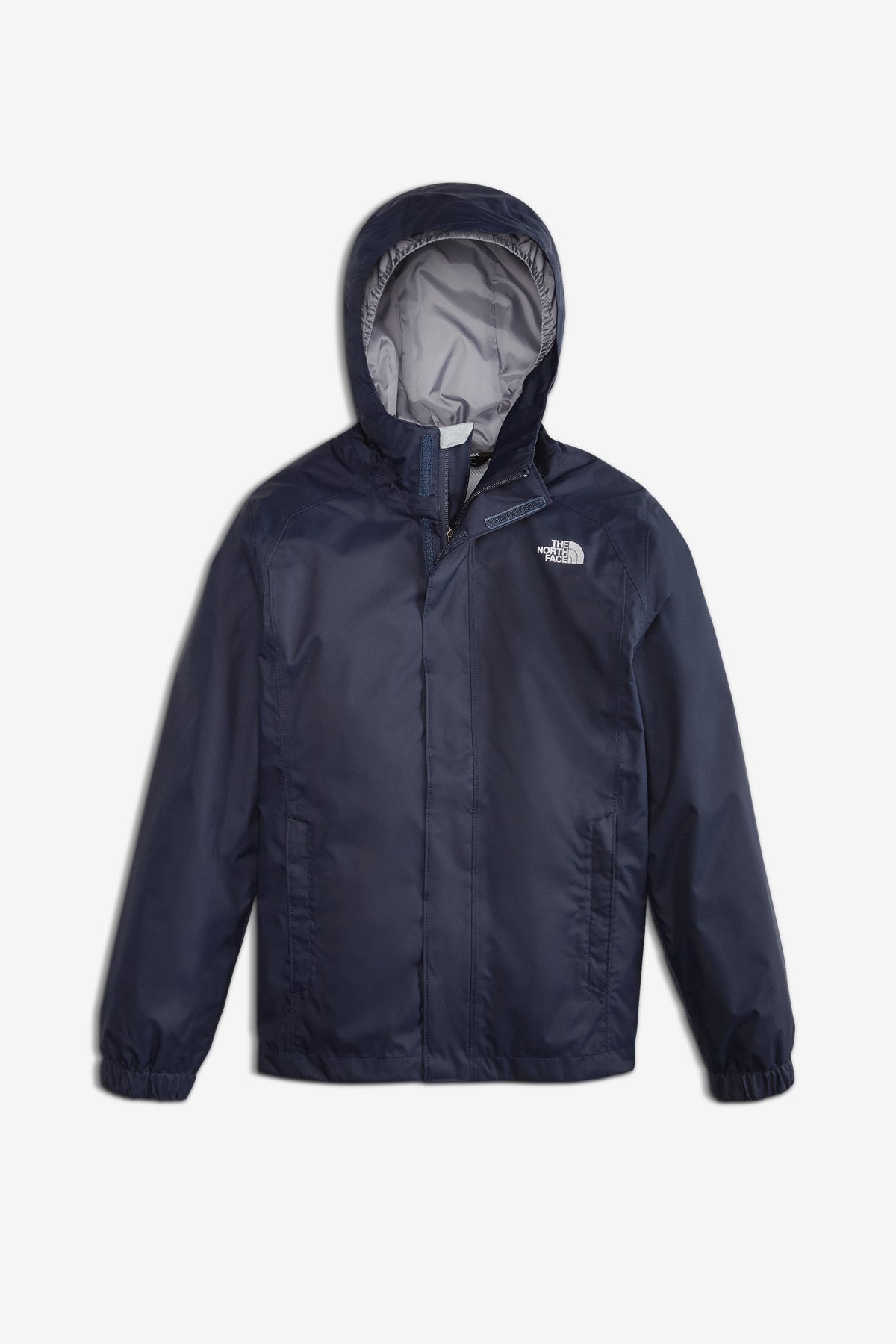 8eaaacea6 The North Face Boys' Resolve Reflective Rain Jacket - Cosmic Blue