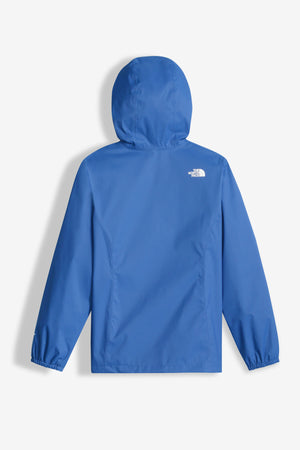 The North Face Girls' Resolve Reflective Jacket - Dazzling Blue