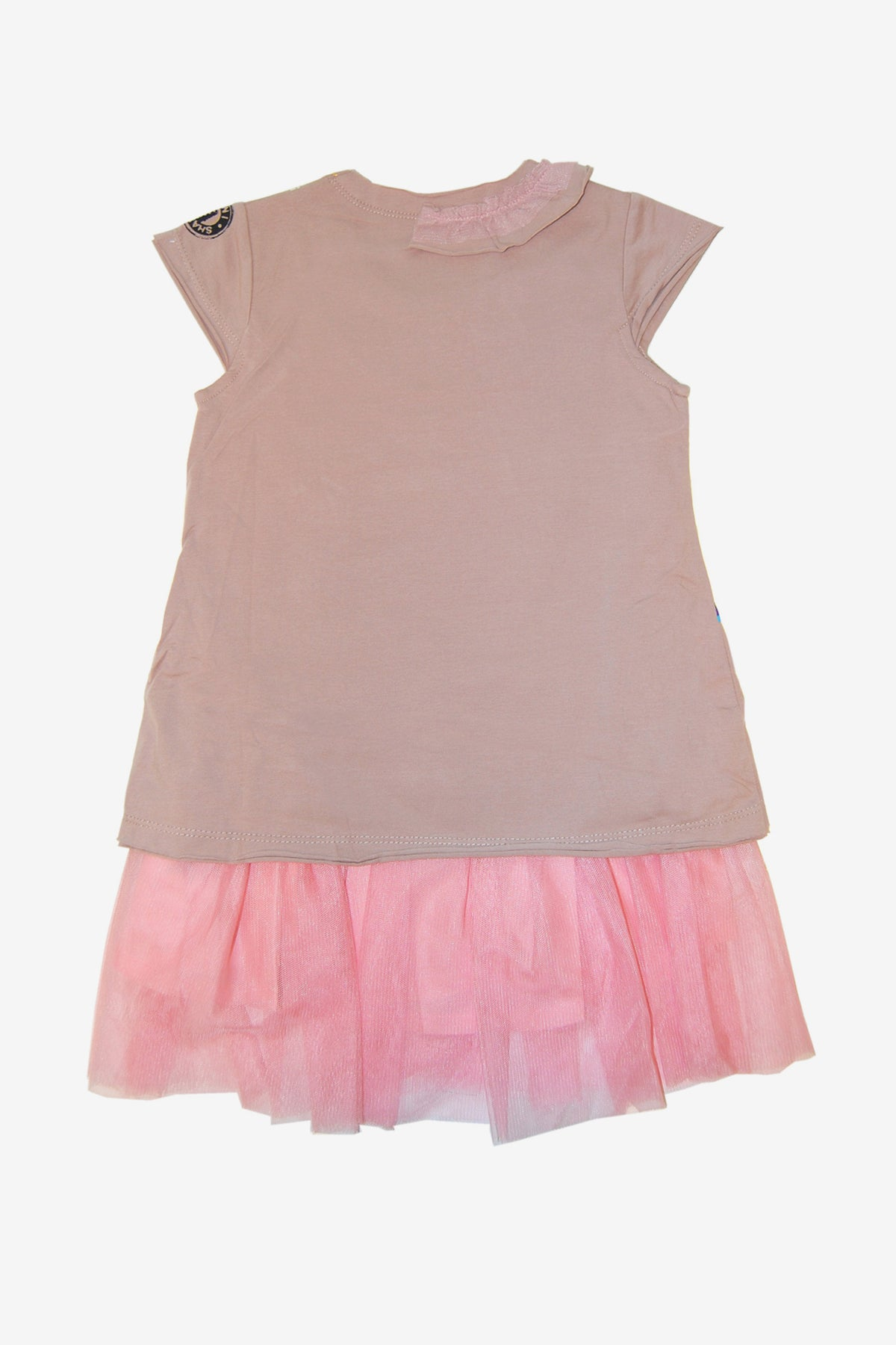 Mini Shatsu Roller Skate Tutu Baby Dress