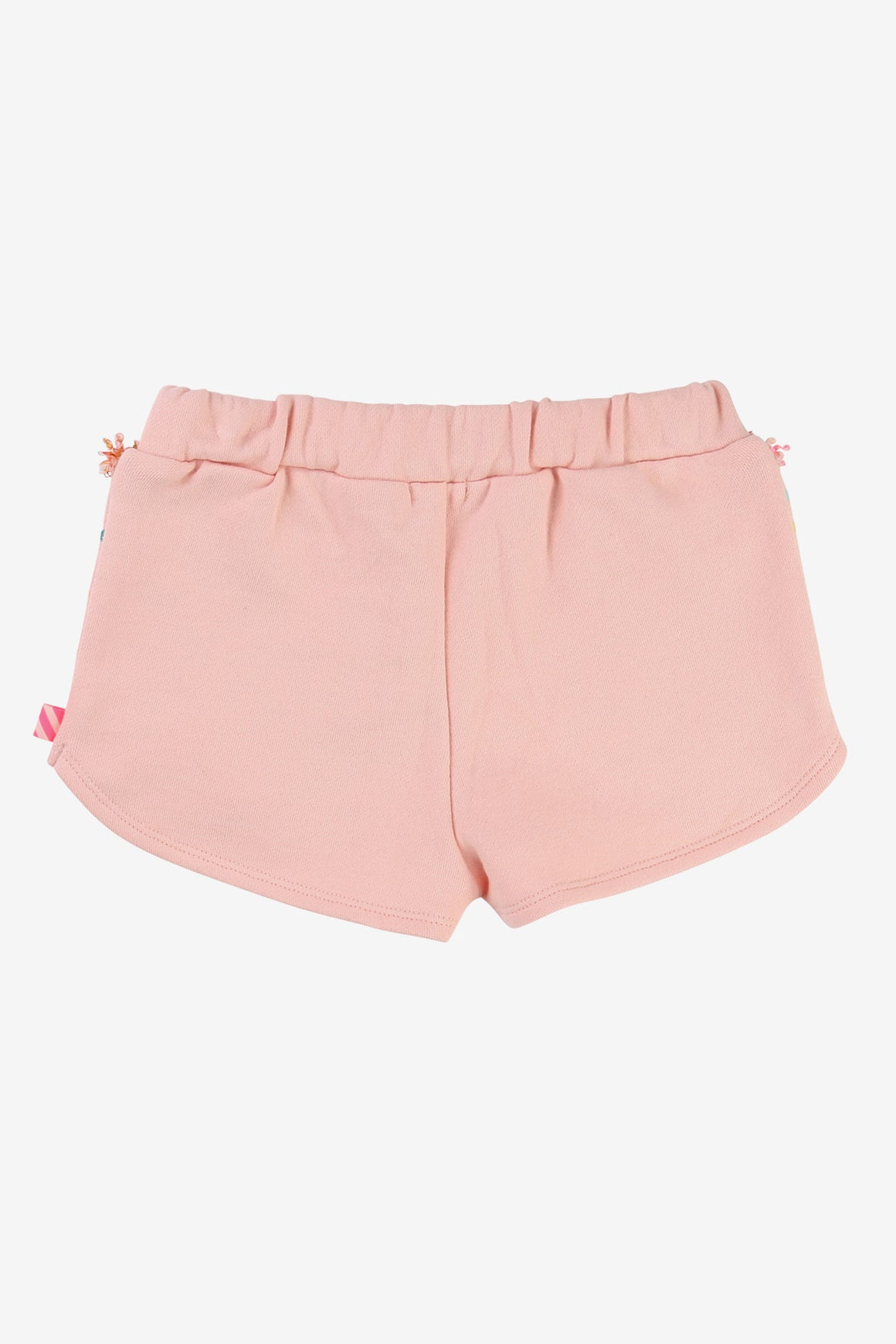Billieblush Rose Fringe Shorts