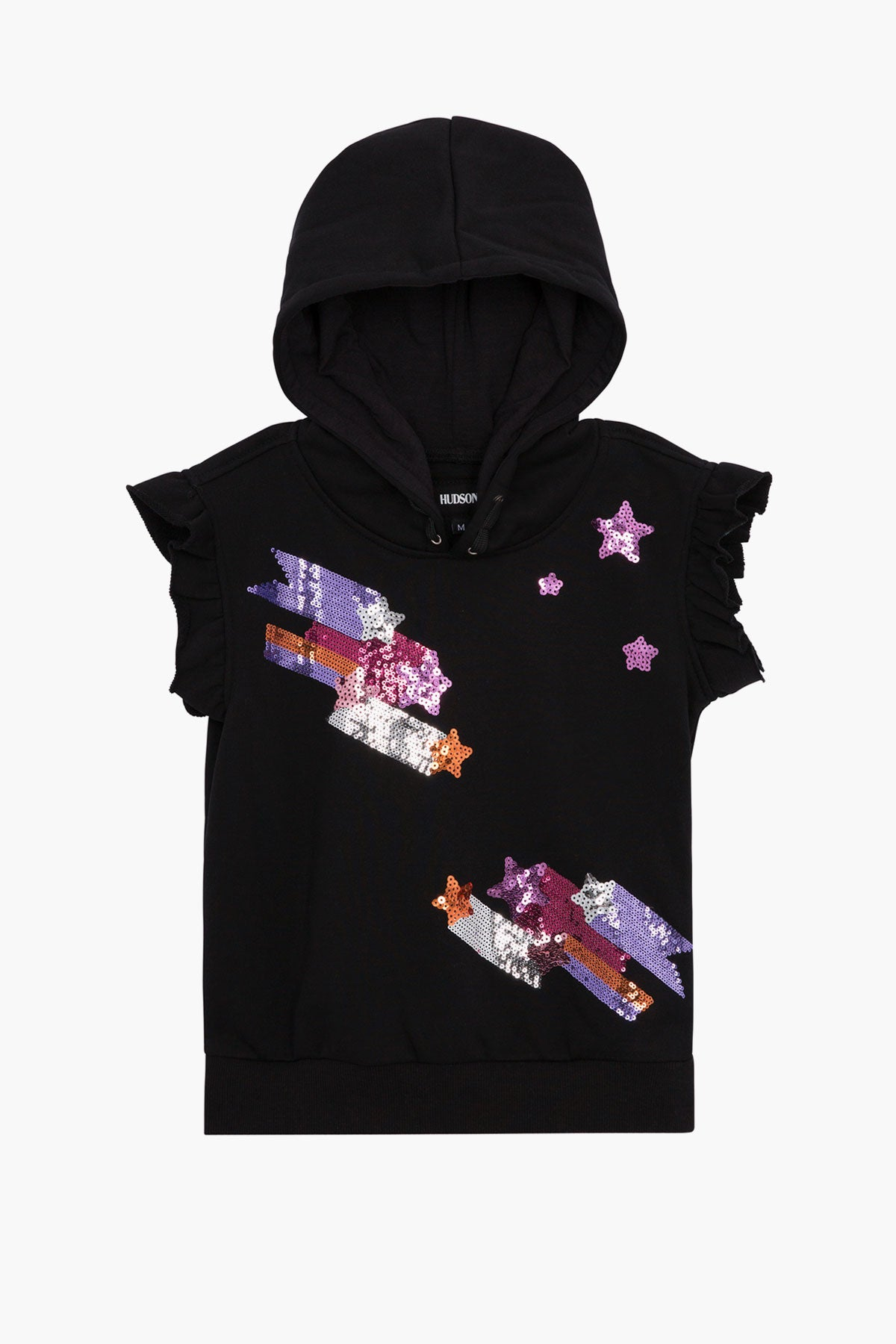 Hudson Shooting Star Girls Hoodie