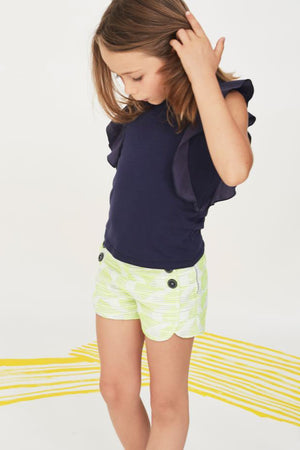 Jean Bourget Girls Citron Short