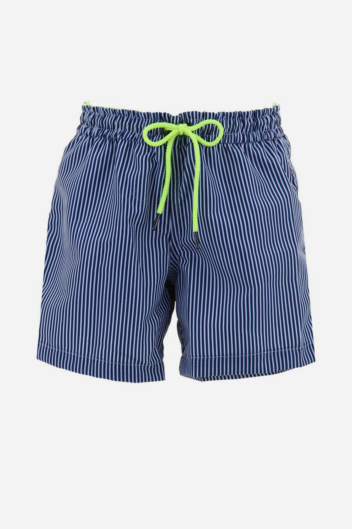 Sunuva Navy Stripe Swim Short