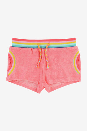 Billieblush Rainbow Rose Shorts