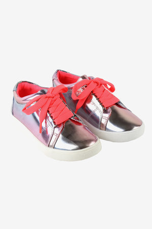 Billieblush Metallic Sneakers