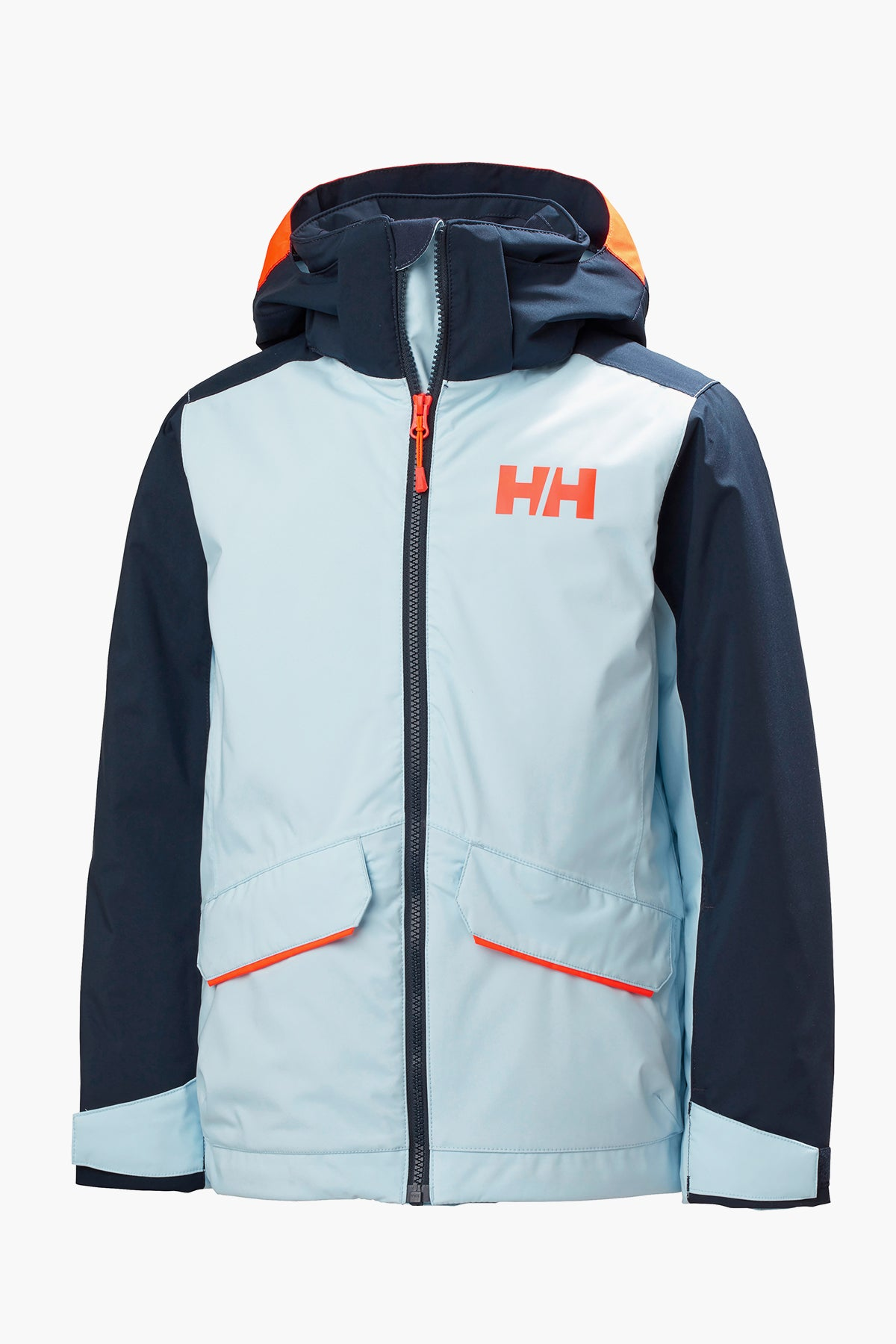 Helly Hansen Kids Jacket Snowangel - Ice Blue