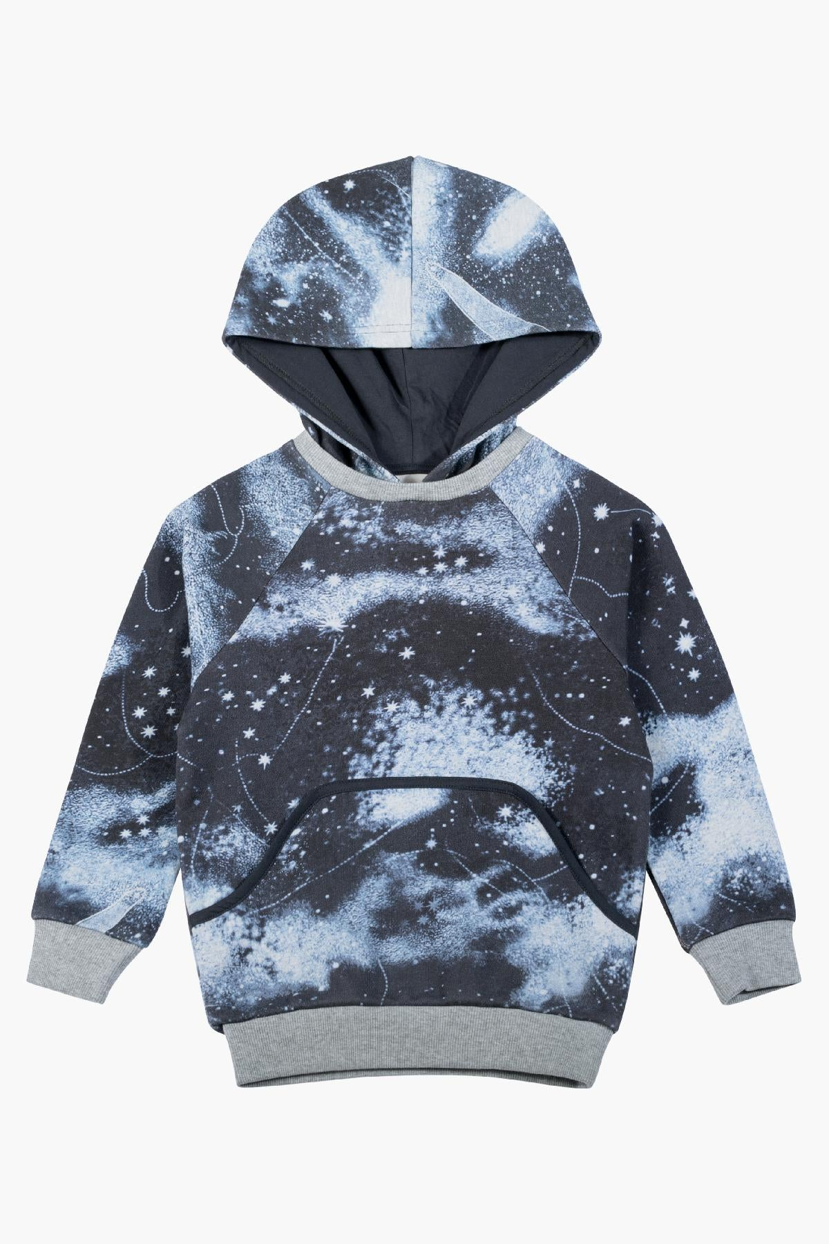 Paper Wings Starry Night Hoodie