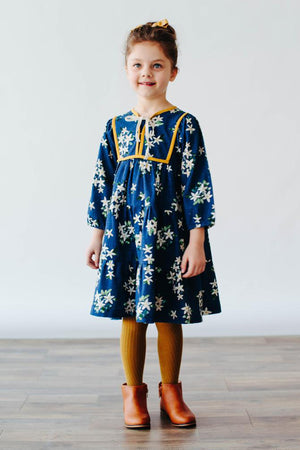 Lali Kids Stella Midi Girls Dress