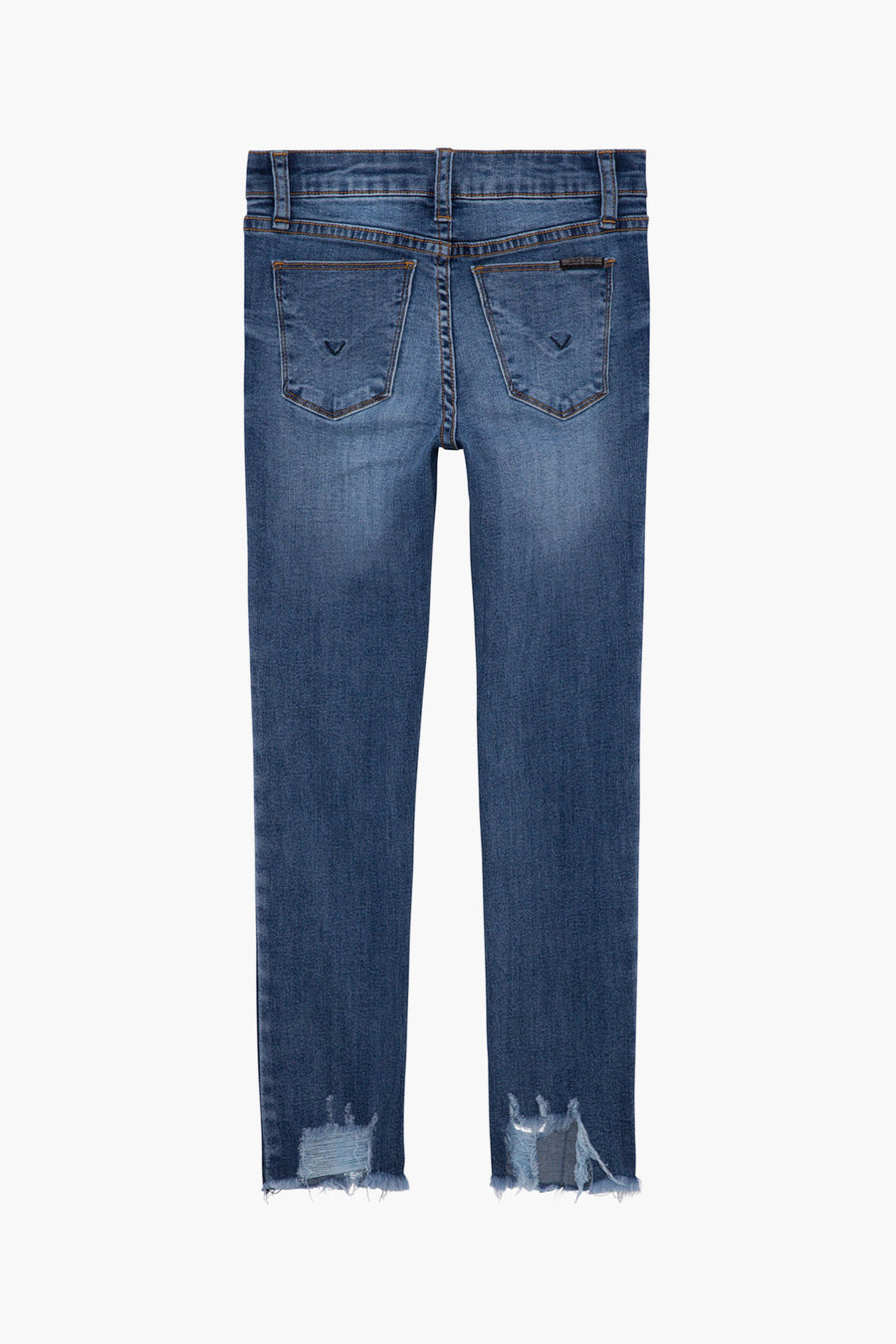 Hudson Stevie Ankle Crop Girls Jeans