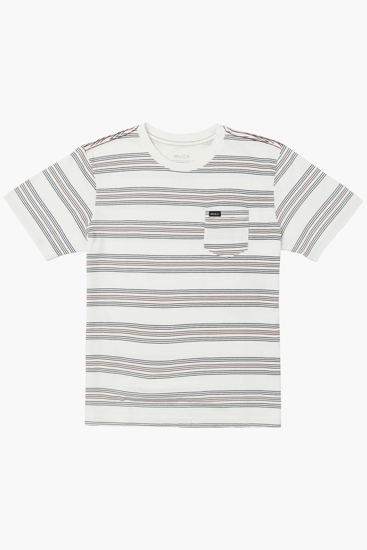 RVCA Straight Edge Boys T-Shirt