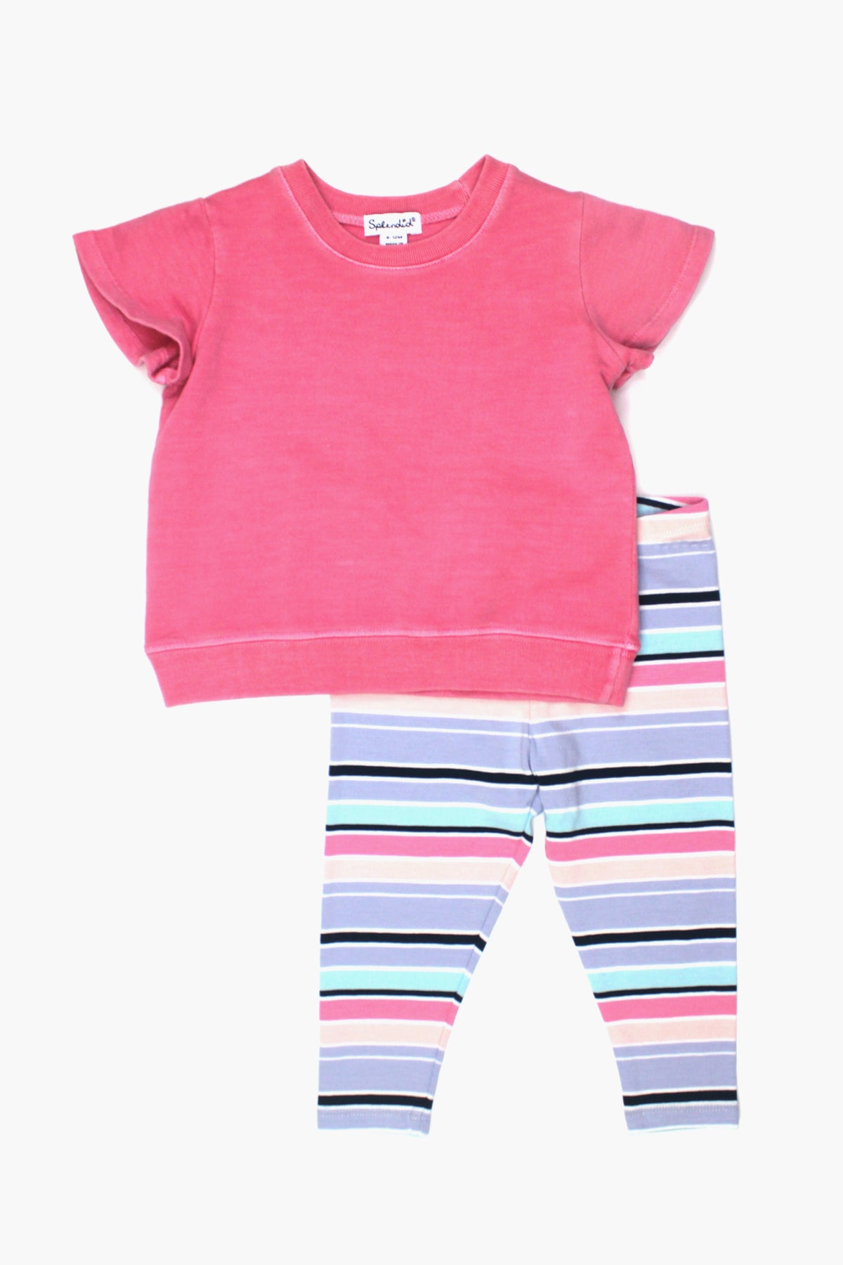 Splendid Stripe Girls 2-Piece Set