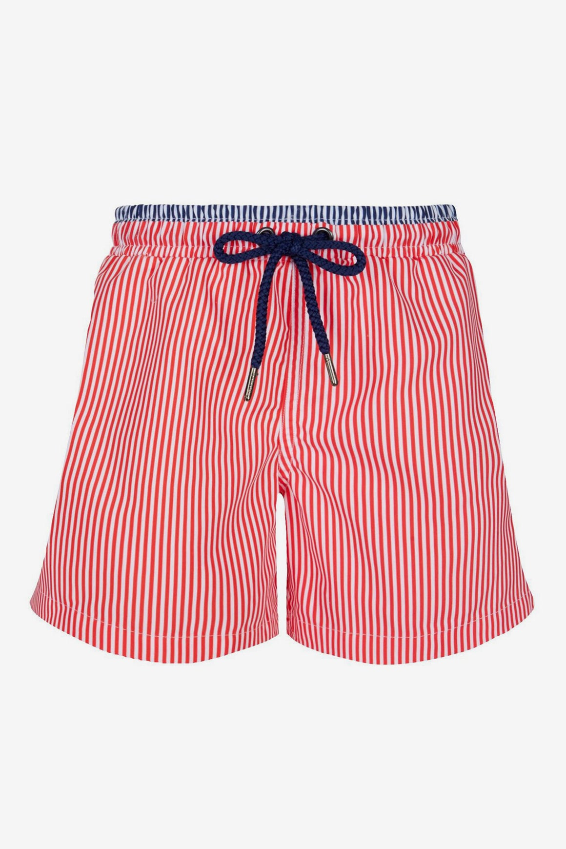 Sunuva Boys Classic Red Stripe Swim Short
