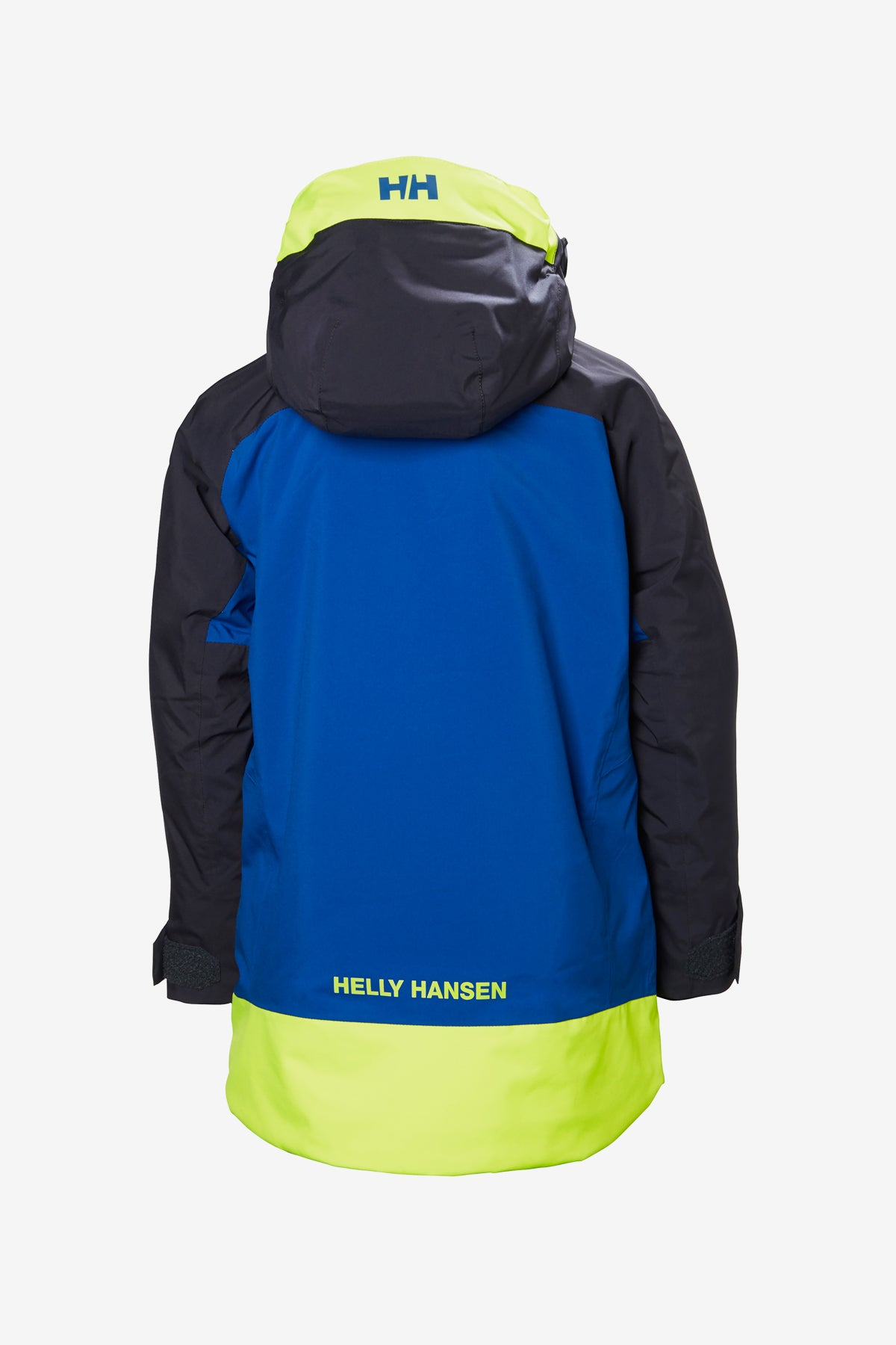 Helly Hansen Jr Stuben Jacket - Olympian Blue