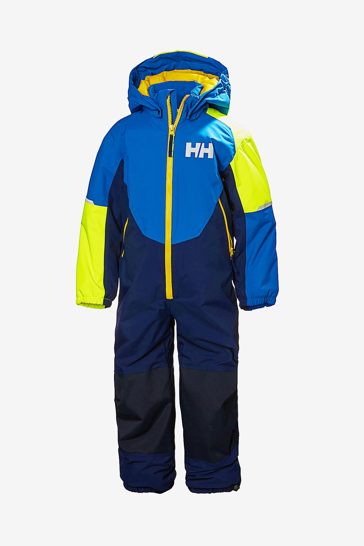 45d2a4c613 Helly Hansen Rider Insulated Skisuit - Olympian Blue - Mini Ruby