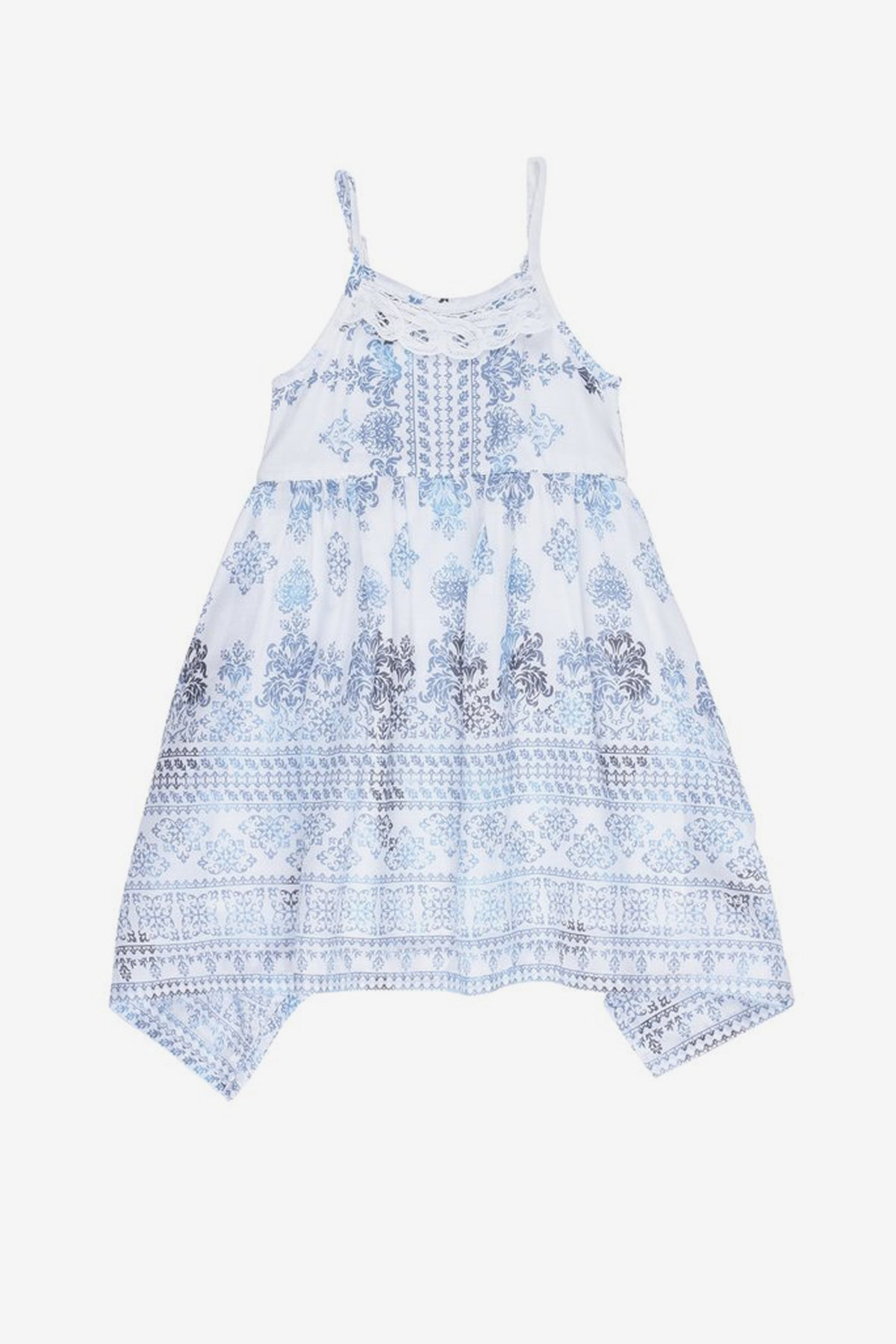 Mimi & Maggie Summer in Paradise Girls Dress