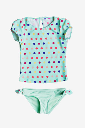 Rainbow Dots Swim Set