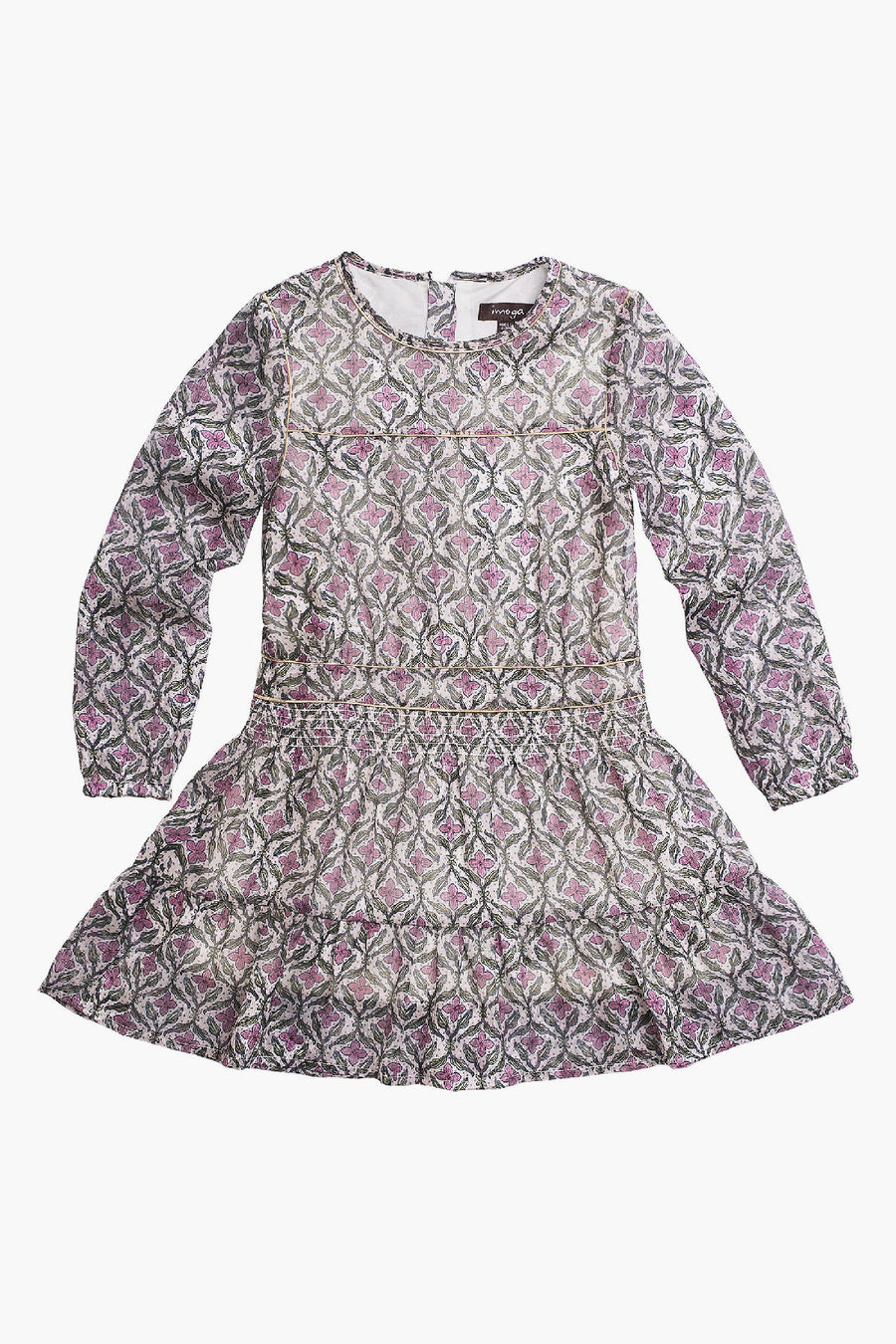 Imoga Sylvie Girls Dress - Clover