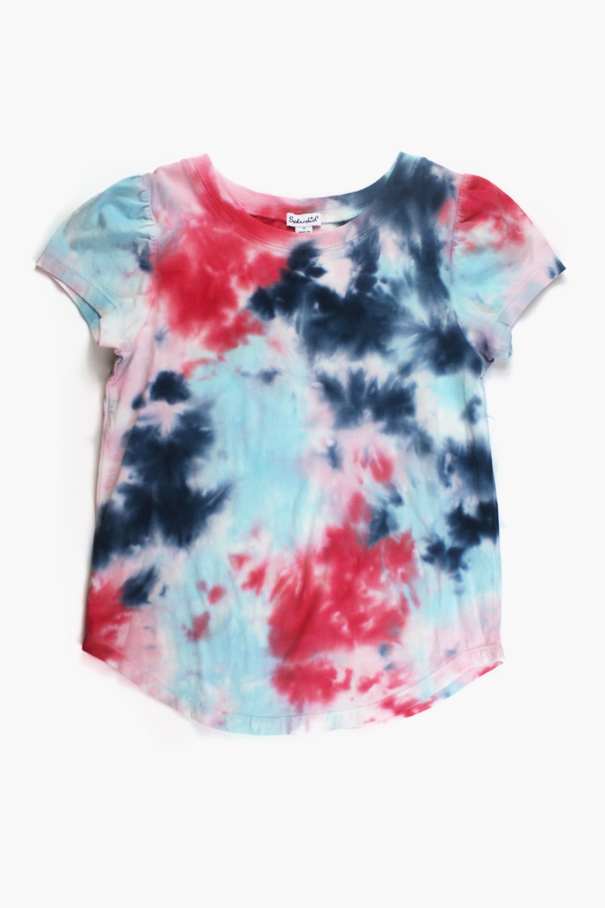 Splendid Tie Dye Girls Shirt