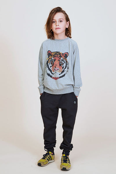 Soft Gallery Chaz Sweatshirt - Orange Tiger