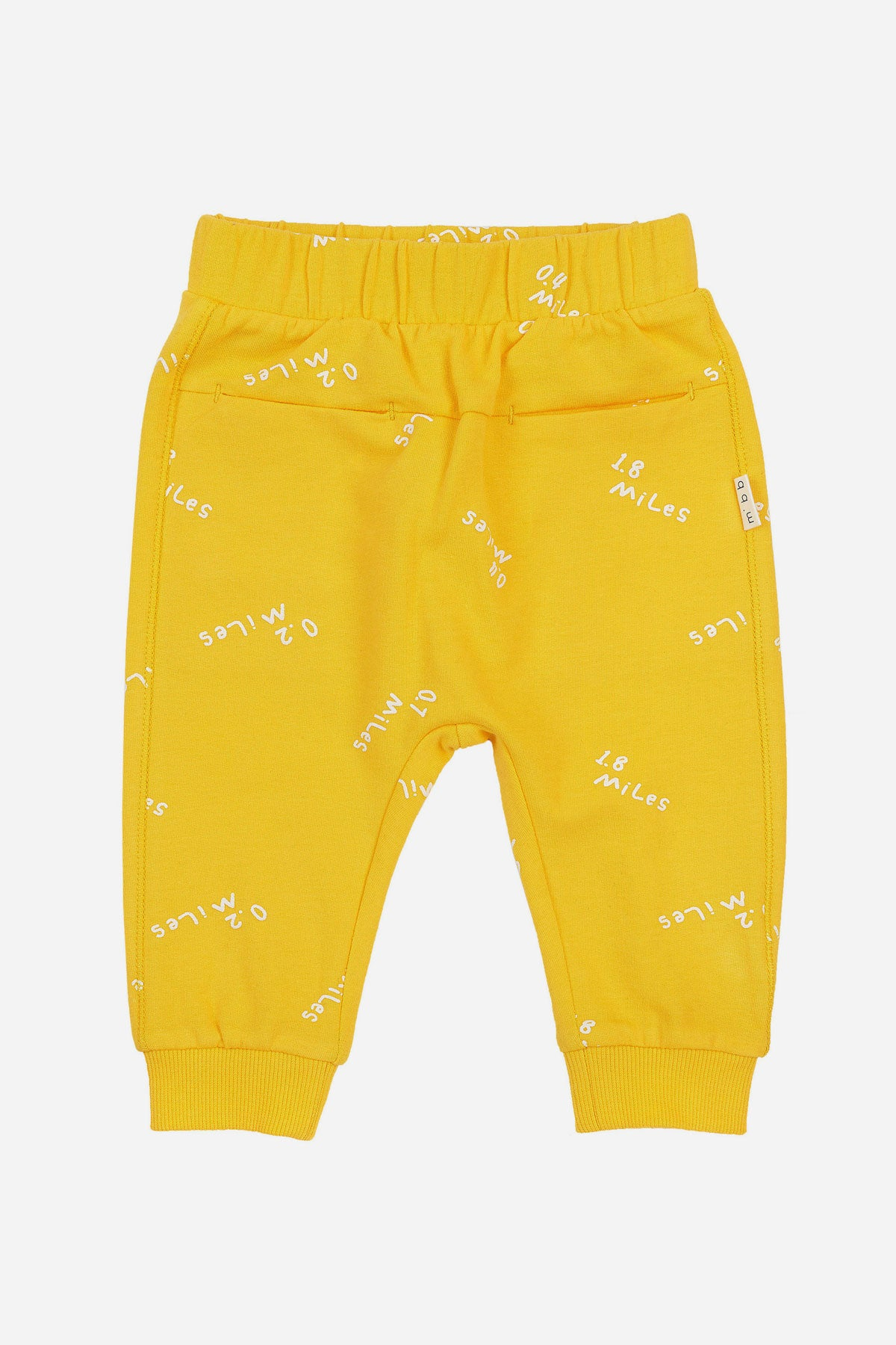Miles Baby To Go Jogger Pant