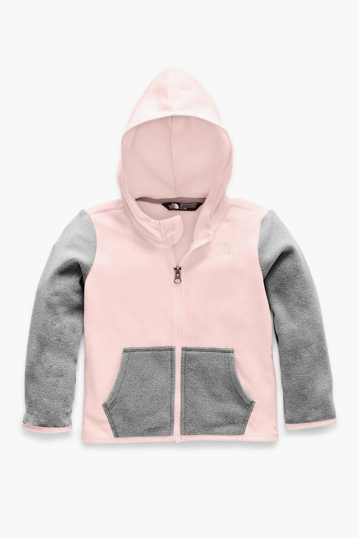 c0f38a421 The North Face Toddler Glacier Full Zip Hoodie