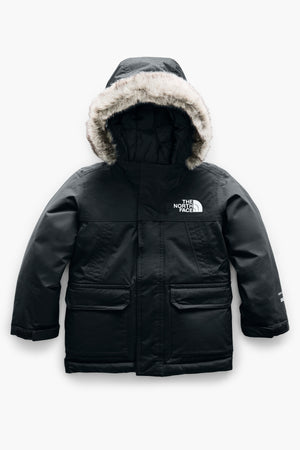The North Face Toddler Mcmurdo Down Parka - Black
