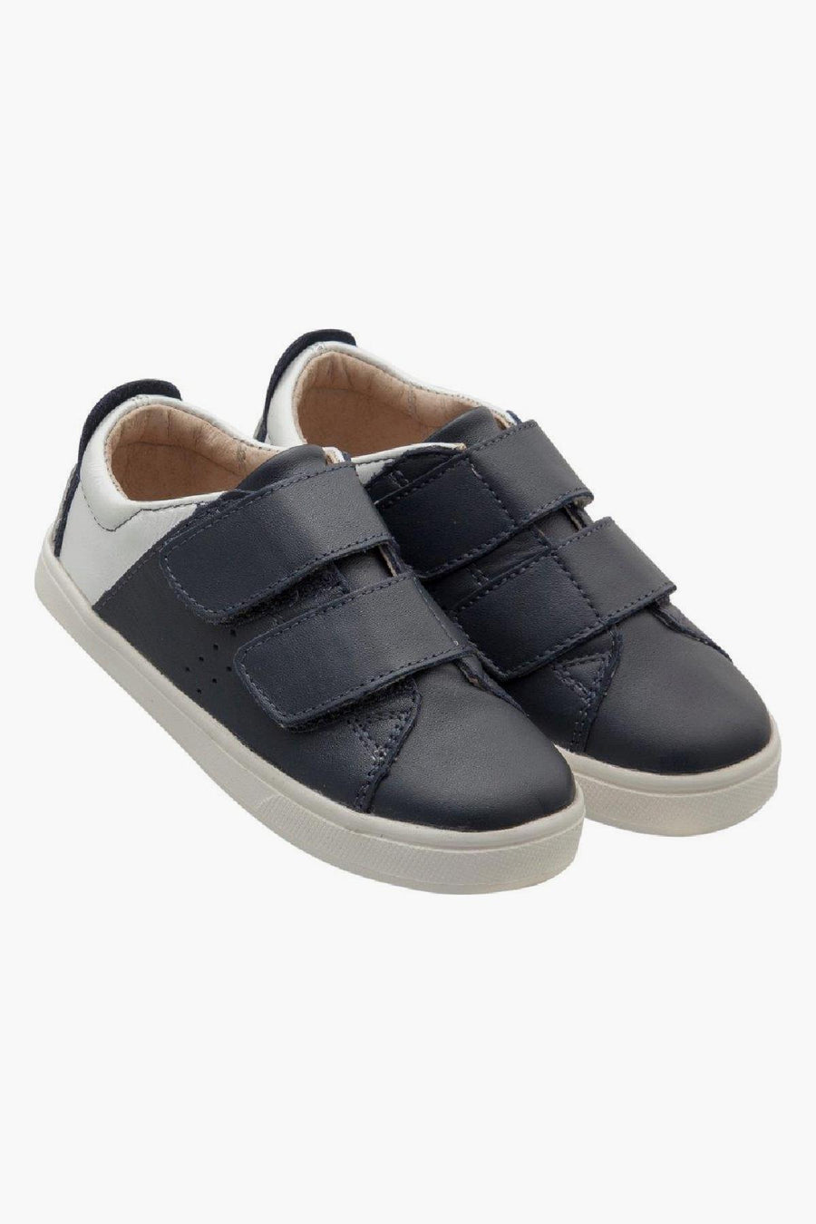 Old Soles Toko Boys Shoes - Navy Snow