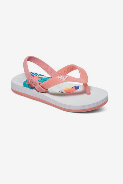 Roxy Tahiti Toucan Backstrap Toddler Girls Sandals