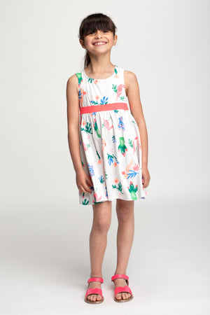 Billieblush Toucan Girls Dress