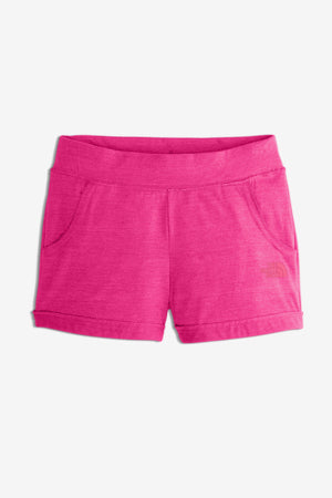 The North Face Girls' Tri-Blend Short - Pink