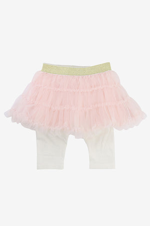 Billieblush Tulle Skirt Legging