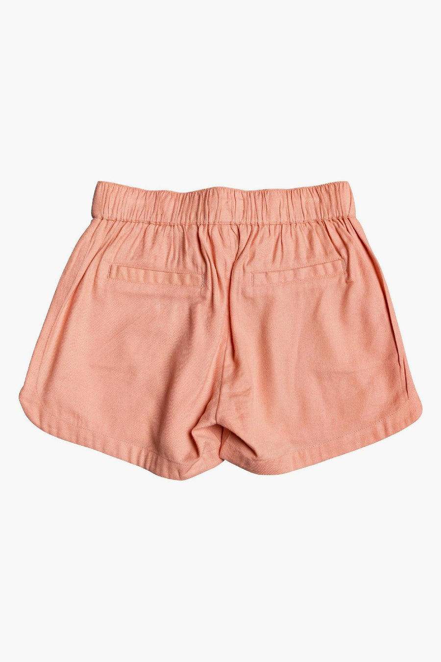 Roxy Una Mattina Girls Shorts - Terracotta