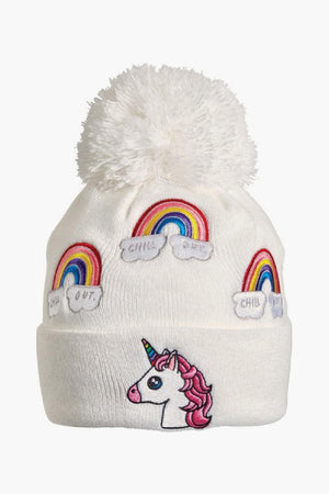 Turtle Fur Unicorn Hat