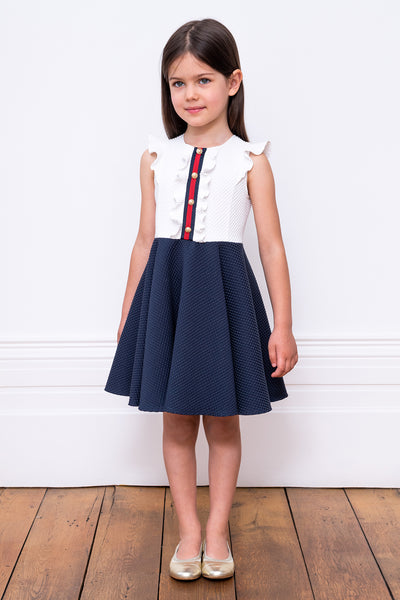David Charles University Girls Dress