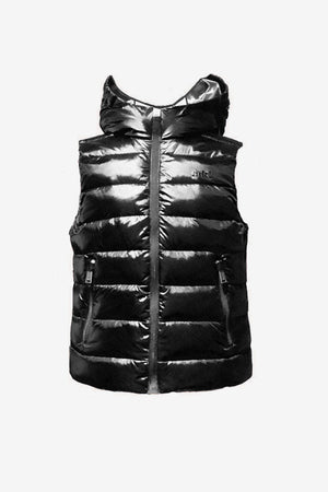 ADD Down Boys Hooded Vest