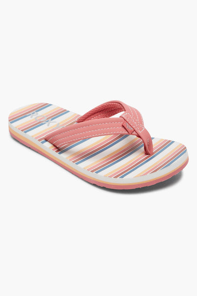 Roxy Vista Loreto Girls Flip Flops