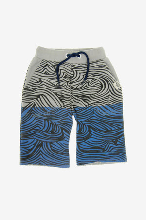 Blue Waves Boys Short (Size 12M left)