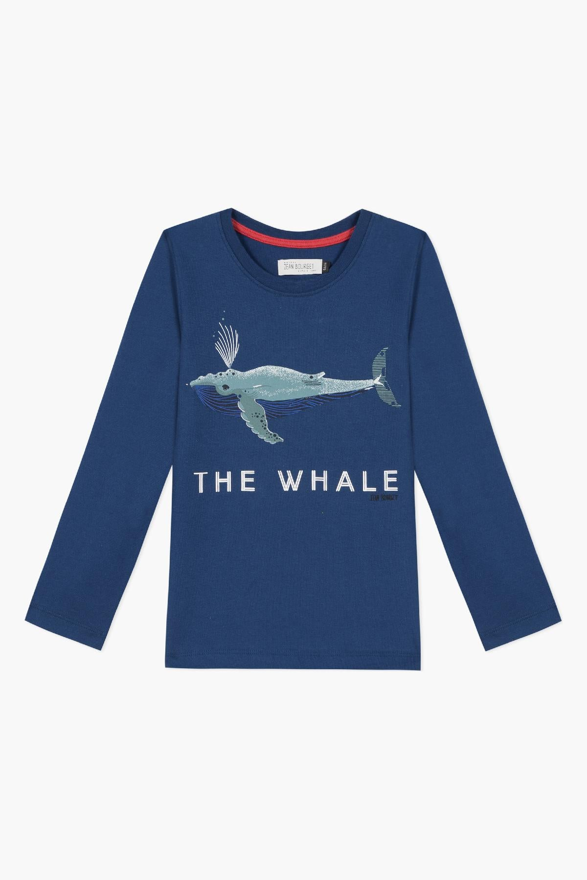 Jean Bourget Whale T-Shirt