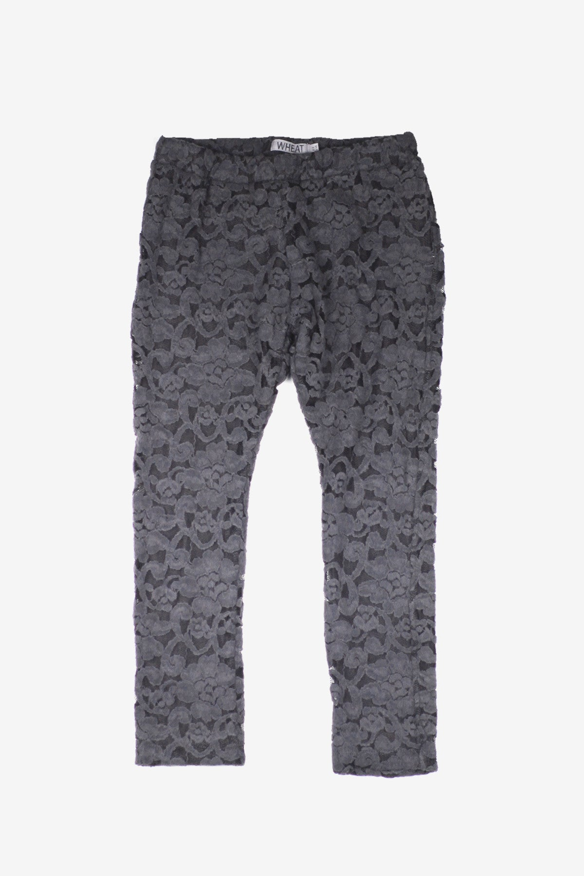 Wheat Girls Lace Pant