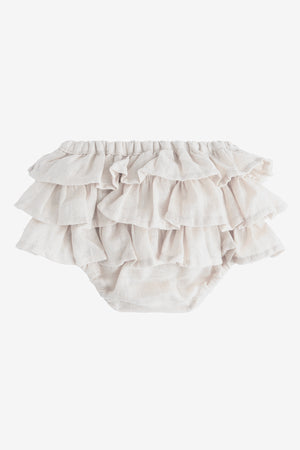 Tocoto Vintage Tiered Ruffle Bloomer