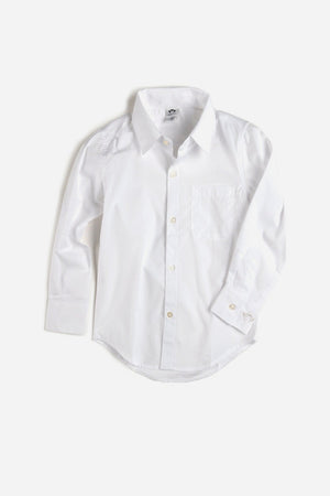 Standard White Suit Shirt