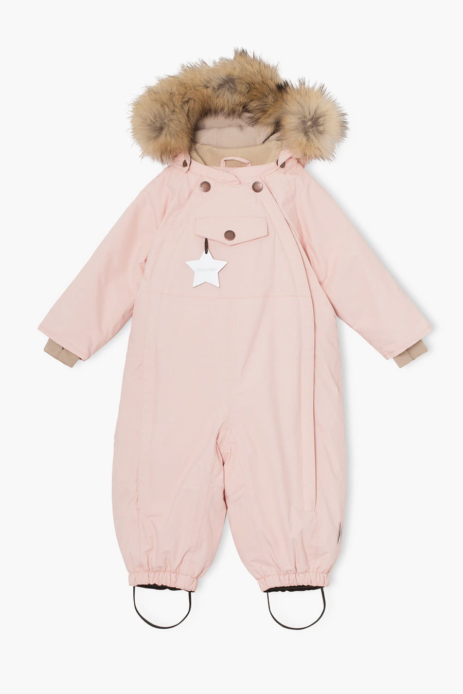 Mini A Ture Wisti Baby Girls Snowsuit