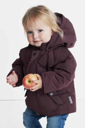 Mini A Ture Woody Down Kids Jacket