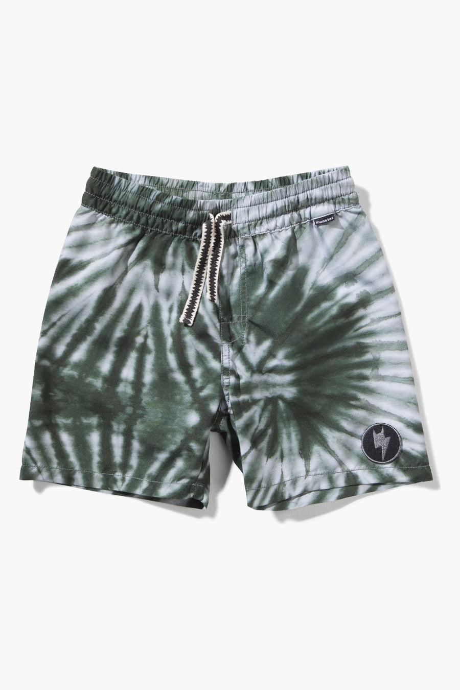 Munster Kids X-Ray Boys Shorts - Green