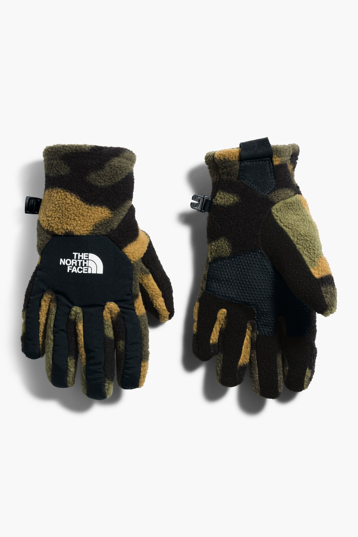 f80521245 The North Face Youth Denali Etip Glove - Olive Green