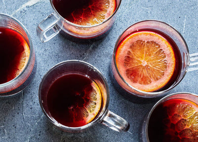 Mulled Wine With Dry Cabernet Sauvignon