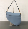 Blue Saddlebag