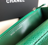 Emerald Green Chainbag