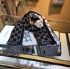 Printed GG Scarf